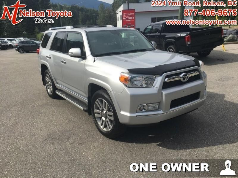 2012 Toyota 4Runner for sale in Nelson, BC serving Rossland   Used ...