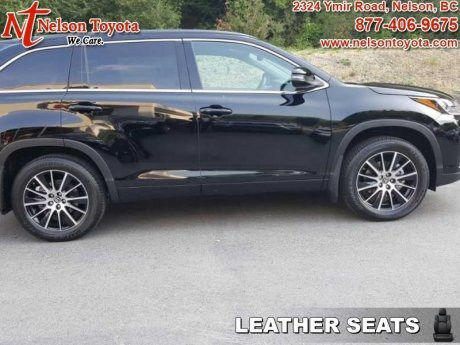 2017 Toyota Highlander XLE AWD SE Package