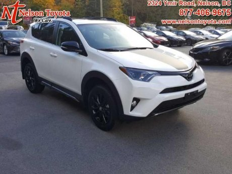 2018 Toyota RAV4 XLE Trail Package