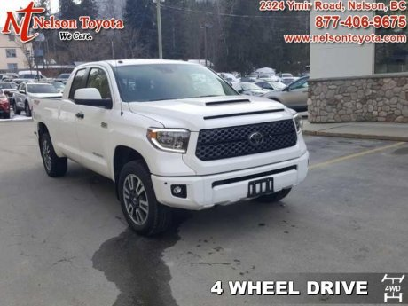 2018 Toyota Tundra TRD Sport Package