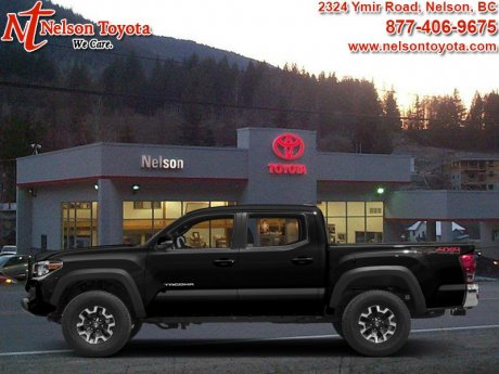 2018 Toyota Tacoma TRD Pro Package