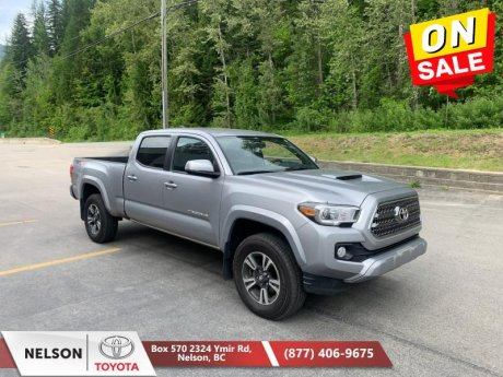 2017 Toyota Tacoma TRD Sport Package