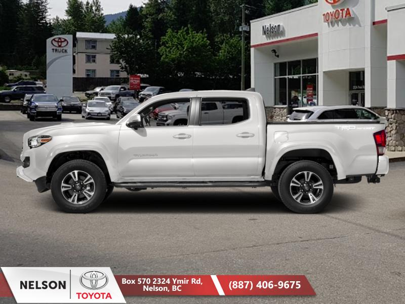 2017 Toyota Tacoma TRD Sport Package (13048) Main Image