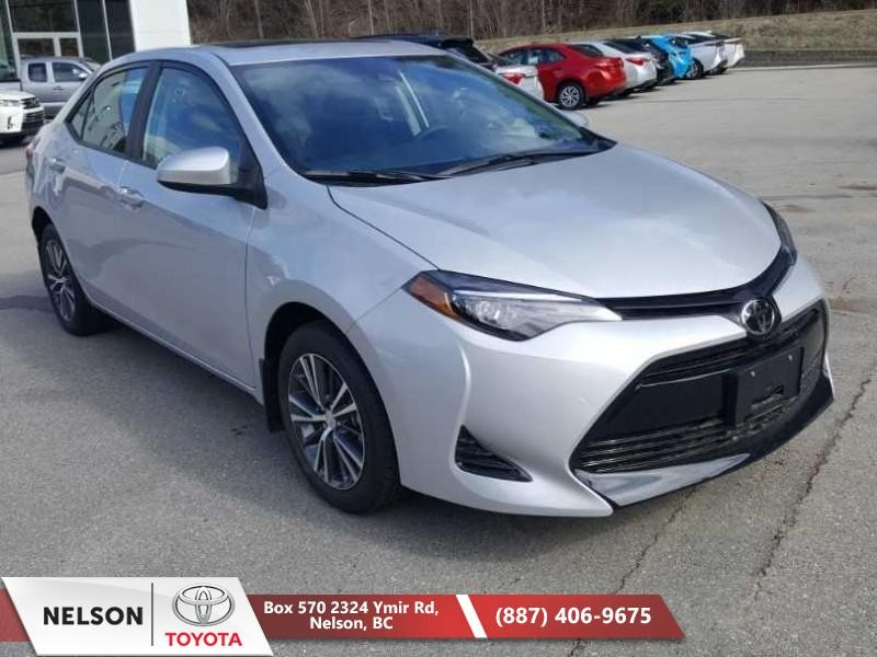 2019 Toyota Corolla LE Upgrade Package (16274) Main Image