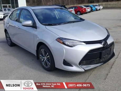 2019 Toyota Corolla LE Upgrade Package