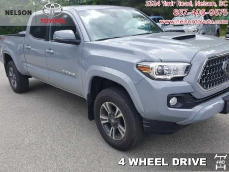 2019 Toyota Tacoma TRD Sport Package