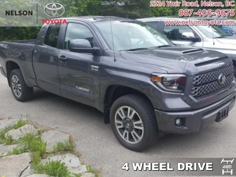 2019 Toyota Tundra TRD Sport Package