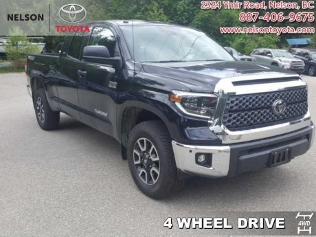2019 Toyota Tundra TRD Offroad Package