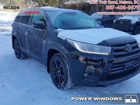 2019 Toyota Highlander XLE AWD SE Package