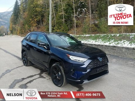 2021 Toyota RAV4 Hybrid XSE Technology Package
