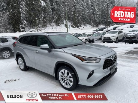 2021 Toyota Highlander Limited